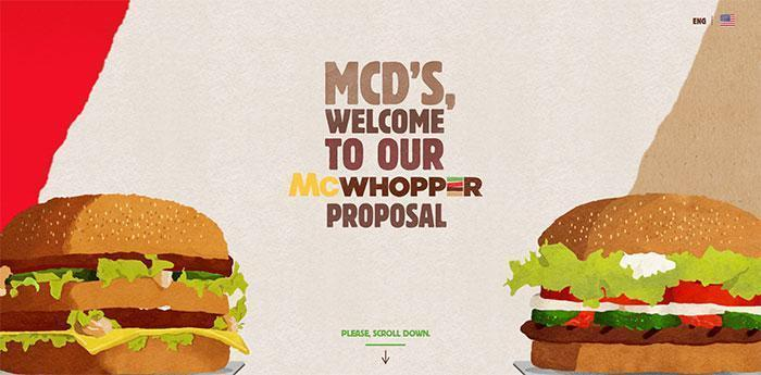 Web mcwhopper