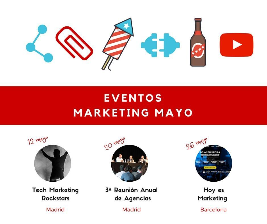 Eventos Marketing Mayo