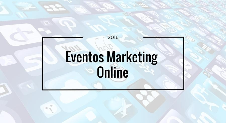Marketing Online y Social Media 2016