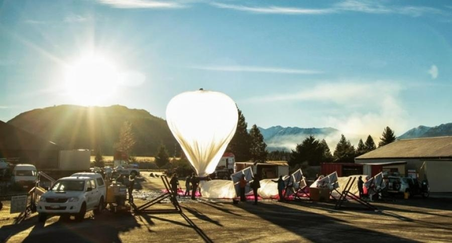 google y globos Project Loon